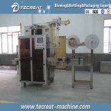 Manguito de PVC completamente automático Reducción de la máquina de etiquetado