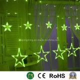 Indicatore luminoso di natale chiaro del ghiacciolo LED