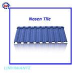다양한 디자인 지붕용 자재 Nosen 돌 입히는 기와