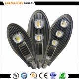 CREE 100W/120W/150W/180W/200W luz de rua LED COB Streetlight 5 Anos de garantia