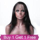Qualidade superior de fecho de seda de cabelo Virgem Lace Encerramento Lace Frontal