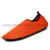 De unisex- Populaire Schoenen Aqua voegen de Schoenen van de Huid van de Schoenen van het Water van Schoenen samen