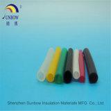 Calor da borracha de silicone - câmara de ar shrinkable para o instrumento médico