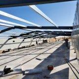 Estrutura de aço para construção Prefab House com instalação eficiente