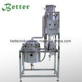 De Moleculaire Distillateur van het laboratorium voor de Essentiële Olie van de Lavendel