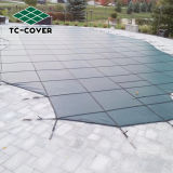 High Quality Mesh Winter Pool Covers for Family Pool