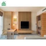Rustikale aber Hotel-Schlafzimmer-Möbel-Japan-Gastfreundschaft-hölzerne Schlafzimmer-Möbel