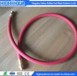 Textile flexible device Braided Rubber Toilets Delivery Rubber Hose and Rubbe Hose Toilets