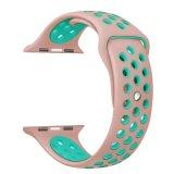Nuova fascia del silicone di sport di colore per il cinturino di vigilanza del Apple