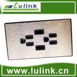 Conetor rápido da fibra óptica do conetor com manutenção programada Simplex1