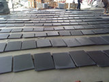 Il granito nero di Zhangpu ha fiammeggiato Tiles&Slabs