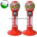 Com moedas Gumball dispensador de brinquedo máquina de venda de máquinas de dispensador de doces