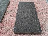 流星の黒い花こう岩のSlabs&Tilesの花こう岩Flooring&Walling