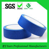 """La naturaleza de alta calidad resistentes a UV de goma 2"""" X 50 m de cinta de enmascarar cinta azul de los pintores"""