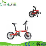 Bicicletta pieghevole elettrica della grande gomma grassa ad alta velocità di potere