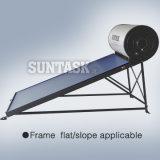 Alto calentador de agua solar a presión de la placa plana de Suntask