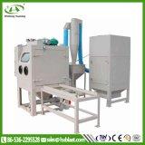고품질 상자 유형 모래 분사 기계의 제조자 주문화
