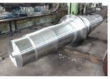 Eixo de giro de aço forjado do CNC de 42CrMo AISI4140