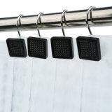 Квадратный дизайн декоративного пластика душ крюки для современный отель