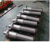 4140鍛造材鋼鉄シャフトの終了する窒化