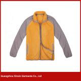 人の完全なスポーツのジッパーの北極の羊毛のジャケット(J8)
