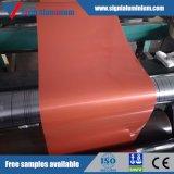 Micras aluminio / papel de aluminio para el papel impreso plastificado
