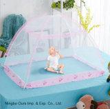폴리에스테 아기 자는 Yurt 모기장 휴대용 중국 공급자