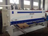 Плиты гильотины CNC QC11k машина толщиной стальной режа