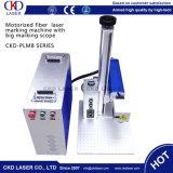Kennsatz-Firmenzeichen-Laser-Gravierfräsmaschine für Markierungs-Metall