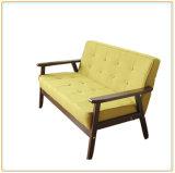 أريكة كلاسيكيّة خشبيّة لأنّ يعيش غرفة وخارجيّ