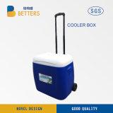 Большой пластичный охладитель льда коробки охладителя для пива