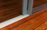 55 Slim Series Profiles Affordable Balcony Sliding Aluminum Doors