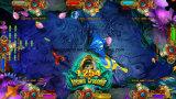 Het Muntstuk van de Machine van het Spel van de Staaf van de Lijst van het Spel van de Visserij van de arcade dat voor Verkoop in werking wordt gesteld