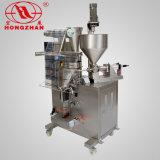 Automatische flüssige Seifen-Shampoo-Lotion-Quetschkissen-Verpackungsmaschine für verschiedene Flüssigkeiten