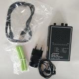 Multi Gebrauch HF-Programmfehler-Detektor mit dem akustischen Verfolger des Bildschirmanzeige-Objektiv-Sucher-Programmfehler-2g/3G/4G GPS Anti-Offen