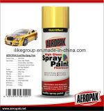 Peinture en aérosol métallique Aeropak peinture par pulvérisation
