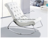 Moderner ergonomischer lederner Hotel-Freizeit-Aufenthaltsraumrecliner-Stuhl (F4D)