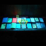 Noite brilha em pó|Pigmento luminescente|Pigmento Fotoluminescente