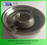El aluminio trabajado a máquina CNC de encargo de la precisión parte servicio que trabaja a máquina del CNC