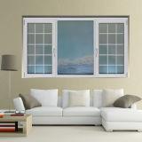 Swing de cor branca, cassete, design de janelas de alumínio