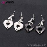 La mode Nice CZ Crystal Silver jewellery Céramique Earring Eardrops -91217