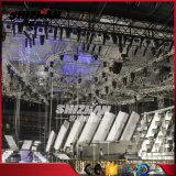 Arco de sonido de la luz de bloqueo de bloque de manguito de aparejo de la armadura de sistema de techo Soporte de