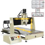 Cnc-Gravierfräsmaschine CNC, der Maschine für kupfernen Messing schnitzt
