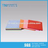 Decorazione acustica professionale dello studio della scheda della fibra di poliestere