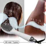 Воздух фена для волос раскручивателя утюга горячий вводя щетку в моду