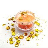 Kosmetisches Grad-Funkeln-Stück, Funkeln-Puder für Nagel-Künste
