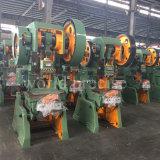 Metal mecânico das peças de automóvel J23 100ton que carimba a máquina de perfuração da imprensa de potência