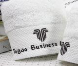 Выдвиженческие полотенца ванны 100%/пляжа/стороны/руки гостиницы/домашних хлопка белые с высоким качеством
