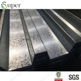 Decking composé d'étage en acier pour Bulidling