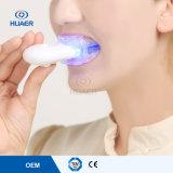 Silikon-Duplexzähne, die Mund-Schutz-Zahn-Bleiche-Mund-Schutz weiß werden